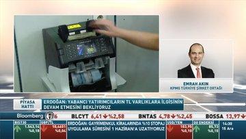 KPMG Türkiye/ Akın: Dün açıklanan paket hibe desteği niteliğinde olduğu için önemli