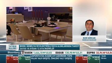 MOBSAD/ Gülcan: Mobilya ve elektronik eşya alımlarında taksit sayısının indirilmesi mutlaka olumsuz etkileyecektir