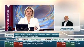 HAK-İŞ/ Arslan: Türkiye'de asgari ücret bir geçim ücreti, çalışanların yüzde 40'ı demek