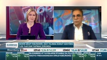 Demir Grup YKB/ Demir: 2021 yılında konut sektörü zam yapmak zorunda