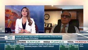 Torunlar GYO/Aziz Torun: 2024'e kadar borcu sıfırlamayı hedefliyoruz