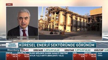 UEA/Fatih Birol: ABD'de yeni yönetim geldikten sonra yeşil bonolara olan ilgi hızlanacak
