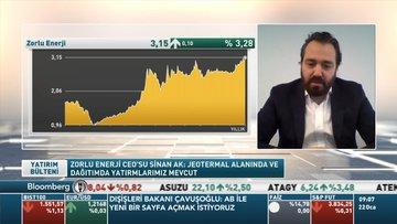 Zorlu Enerji CEO/Sinan Ak: Bedelli sermaye artışıyla kısa vadeli borçları kapatacağız