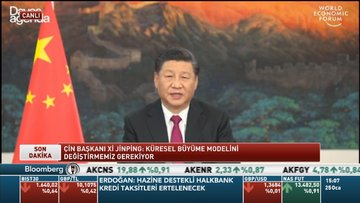 Çin Devlet Başkanı Xi Jinping: İklim değişikliği karşısındaki çabaları artırmamız gerekiyor