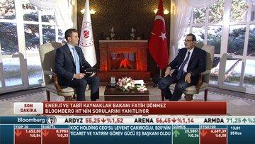 Bakan Dönmez: Fatih sondaj gemisi en geç şubat başında Türkali-2 kuyusunun sondajına başlayacak
