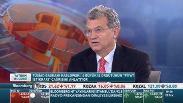 TÜSİAD/ Kaslowski: Fiyat istikrarı sürdürülebilir büyüme sağlar
