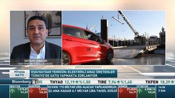 OSD/Haydar Yenigün: Batarya fabrikası yatırımı açıklarken, ÖTV artışı beklemiyorduk
