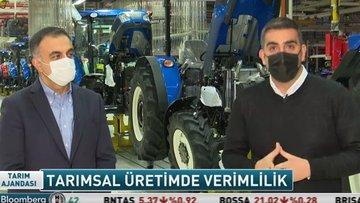 """""""Tarımsal üretimde maliyetlerin yüzde 12'sini mekanizasyon gideri oluşturuyor"""""""