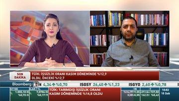 İstanbul Kültür Üni. /Prof. Dr. Alçın: Pandeminin ikinci dalgası işsizlik verilerine yansıyor