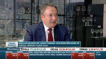 Şişecam GM/Ahmet Kırman: Bu yıl 400-500 milyon euro civarında yatırım yapmayı planlıyoruz