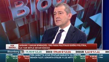 Akbank/ Hakan Binbaşgil: Son sendikasyona göre maliyeti 40 bp aşağı çekeceğiz