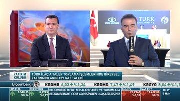Türk İlaç halka arz büyüklüğü 234,5 milyon TL olarak gerçekleşti