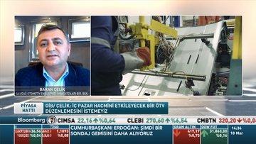 OİB/ Çelik: ÖTV düzenlemesi duyumları alıyoruz ancak beklediğimiz bir şey değil