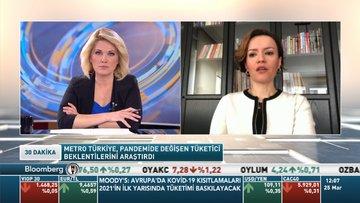 Metro Türkiye/ Demiralp: Müşterilerin yüzde 37'si daha ucuz menülü restoranlara yönelecek