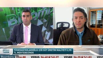 TÜSEDAD/Sencer Solakoğlu: Çiftçi, bakanlık ve sanayici karşısında dilenci gibi konumlandırılıyor