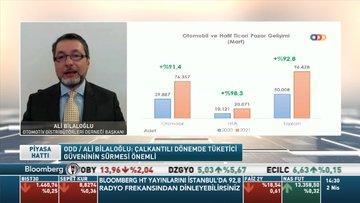 ODD/Ali Bilaloğlu: Bu yıl ÖTV'de ciddi değişiklik beklemiyorum