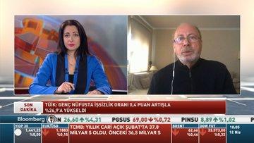 Prof. Dr. Necip Çakır: Geniş tanımlı işsizliğe baktığımızda oran %30'un üzerinde