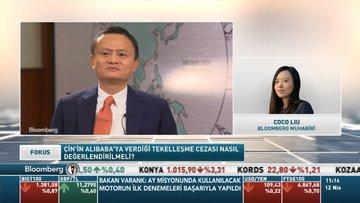 Bloomberg/ Liu: Pekin'in Alibaba'ya verdiği ceza, teknoloji sektörünü düzenlemek istediğini gösteriyor