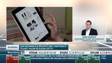 ETİD/Ekmekçi: E-ticarette yüzde 90 artış bekliyoruz