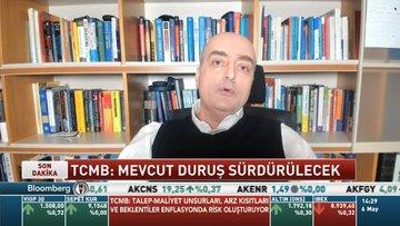 Prof. Dr.Saltoğlu: Bir sonraki PPK'da faiz oranının sabit tutulacağına ilişkin net bir sinyal var