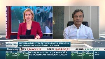 BtcTurk/Güneri: Yatırımcı, portföy oluştururken alabileceği risk seviyesine dikkat etmeli