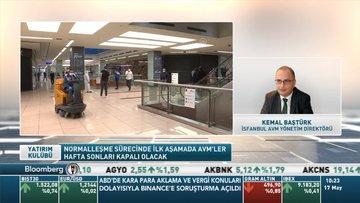 Kemal Baştürk: 2015 sonrası yapılan AVM'lerde yatırım geri dönüşü 20 yılın üzerine çıktı