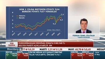 TABGİS/Zülfikar: Tavan fiyatın getirdiği yük düşünüldüğünde akaryakıt sektörü olarak yara aldık