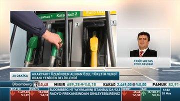EPGİS/Aktaş: Kasım 2020'den bu yana eşel mobilin vergi yükü 12 milyar liraya ulaştı