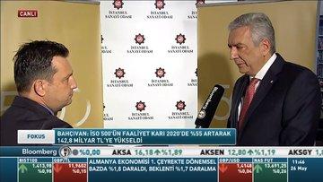 İSO Başkanı Erdal Bahçıvan: Kısa vadeli borçlanmalar şirketlerimizin üzerinde önemli bir yük