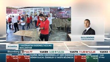 TURYİD/Demirer: Restoranların açık alanlarda 24:00'a kadar hizmet verebileceği duyumunu alıyoruz