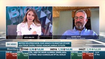 Akfen Holding/Akın: Mersin'de bir doğalgaz santrali için girişimlerimiz vardı, dondurduk