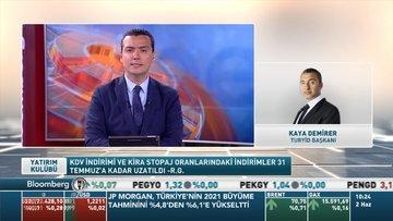 TURYİD/Kaya Demirer: Vergisel birtakım destekler bekliyoruz