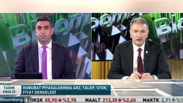 TMO GM Ahmet Güldal, hububattaki gelişmeleri Bloomberg HT'ye değerlendirdi