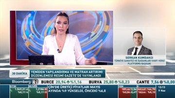 TÜSİAV/Kumdakcı: Mevcut katsayı oranlarıyla yapılandırma şartları zorlaşmış