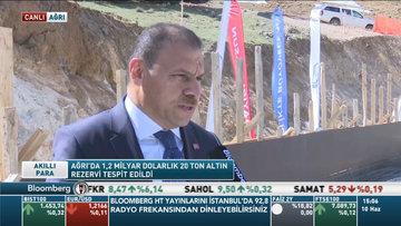 TMSF/Muhiddin Gülal: Koza Altın yılda asgari 15 ton altın üretir hale gelecek