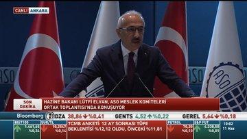 Bakan Elvan: ÜFE-TÜFE makası rahatsız ediyor