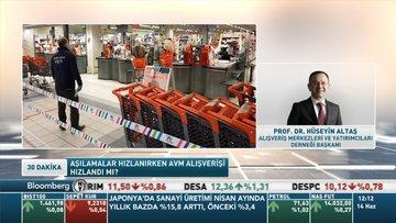 AYD/Prof.Dr. Altaş: Günlük AVM girişinde 4.5 milyonu yakaladık, yıl sonu bekliyorduk