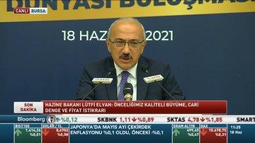 Bakan Elvan: Enflasyonla mücadele tüm politikamızın merkezinde yer alıyor