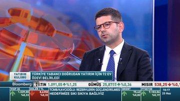 Yatırım Ofisi Bşk./Dağlıoğlu: Türkiye girişim sermayesi fonlarından ciddi ilgi görüyor