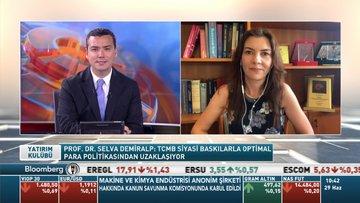 Prof. Dr. Demiralp: Türkiye para politikasında söylem ve eylem uzun zamandır uyumlu değil