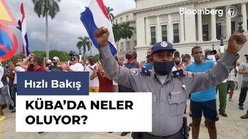 Küba'da neler oluyor? | Hızlı Bakış