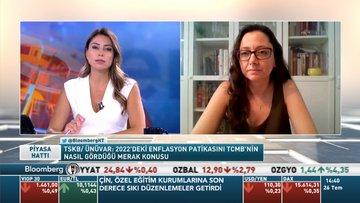 TSKB/Ünüvar: Piyasadan likiditenin çekilmesi 2022 yılını bulacaktır