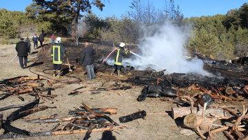 Yangınlardan zarar gören arıcı ve seracılardan devlete çağrı