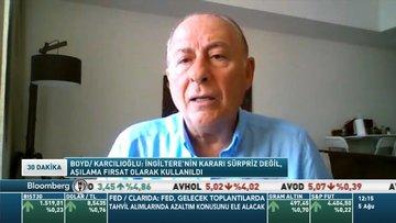 BOYD/ Karcılıoğlu: Rezervasyonlar bıçak gibi kesildi, erken dönenler oldu