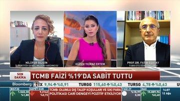 Prof. Dr. Özatay: Enflasyonda %5 hedefi 10 senedir var