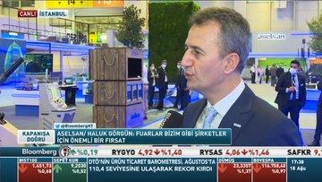 ASELSAN/Haluk Görgün: Geçen seneki ihracat rekorumuzu kıracağız gibi gözüküyor