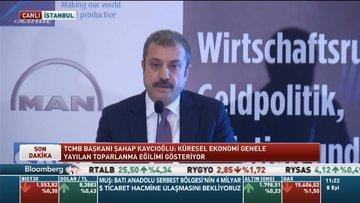 Kavcıoğlu: Olağanüstü koşullar, çekirdek enflasyon göstergesinin önemini artırıyor