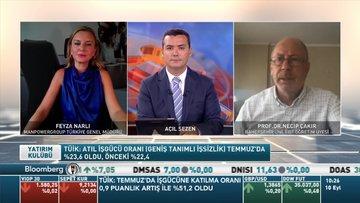 Prof. Dr. Necip Çakır: İşsizlikte kalıcı bir düşüş kaydetmek mümkün görünmüyor