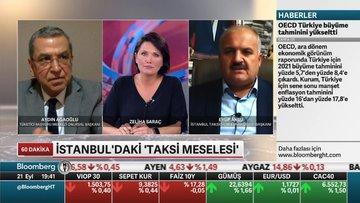 ITEO/Aksu: İstanbul'da şu anda taksi sayısının artışına ihtiyaç yok