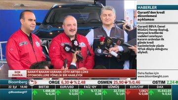 Varank: Elektrikli araçta ÖTV artışı lüks araçlara yönelikti